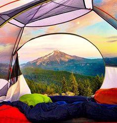 The view of an adventurer...