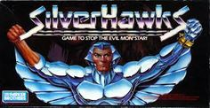 John Kenneth Muir's Reflections on Cult Movies and Classic TV: Board Game of the Week: Silverhawks (Parker Bros)