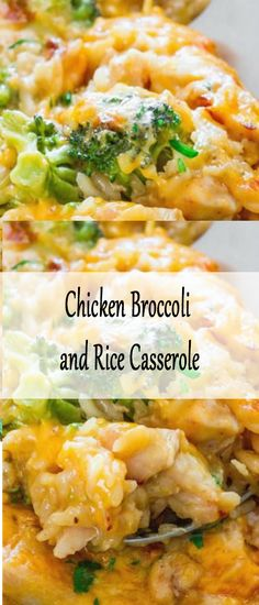 Exactly:) One Pot Cheesy Chicken Broccoli and Rice Casserole Broccoli Rice, Chicken Broccoli, Cheesy Chicken, Cream Of Chicken Soup, Healthy Chicken, Chicken Recipes, Chicken Ideas, Mexican Stuffed Peppers, Meat Recipes For Dinner