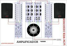 Amplificador Yiroshi Con Super Driver in 2020 Electrical Engineering Books, Electronic Engineering, Amplificador 12v, Iphone Wallpaper Maker, Circuit Board Design, Electrical Circuit Diagram, Electronics Basics, Electronics Projects, Electronic Circuit Projects