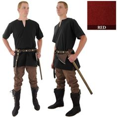 Make a t tunic for a renaissance fair fantasy wishes pinterest medieval tunic red xl easy renaissancerenaissance clothingviking costume diyviking solutioingenieria Choice Image