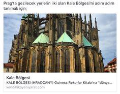 Prag Kale Bölgesi seyahat rehberi