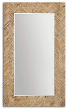 Wayfair Wells Rectangle Oversized Wall Mirror#mirrors #homedecor #ad