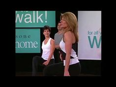 Walk at Home - Heart Healthy Walk (Part - leslie sansone Walking Training, Walking Exercise, Walking Workouts, Power Walking, Cellulite Exercises, Cellulite Remedies, Cellulite Workout, Losing Weight Tips, Weight Loss