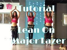 Lean On - Major Lazer - Fitness Dance Choreography - Woerden - Nederland - Harmelen - YouTube