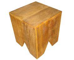 Dona Madeira - Móveis Rústicos Madeira De Demolição - Móveis Rústicos - Bancos - Banco cubo - BCB - 52