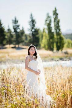 Glorious sunny Tekapo Mount Cook Wedding Photography  | Tekapo wedding photographer Mandy Caldwell Http://mandycaldwell.co.nz