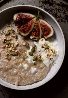 How to make perfect wholegrain porridge
