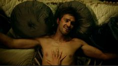 Carl Beukes as archangel Gabriel on Dominion. This is naughty naughty scene. I could use some naughty naughty time with Gabriel!