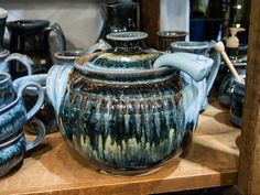 Soup tureen with ladle, Bob Haley Kitchens, Kitchen Appliances, Holiday Market, Specialty Foods, Gift Guide, Tea Pots, Bob, Cooking, Tableware