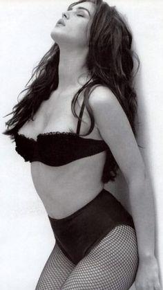 Monica Bellucci #monicabellucci #sexy #youngbellucci #beauty #beautiful #woman #italia #model