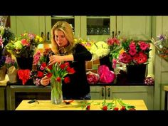 Creating your own floral arrangement? View our Whole Foods Market video tutorials featuring Flower Chef Sarah von Pollaro. We have episodes on various techniques and arrangements with more being added all the time!