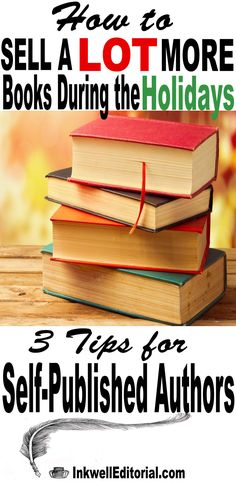 If you write and self-publish books -- especially if you distribute them via Amazon -- you can make a lot of money during the holidays. This post details 3 ways I work to increase sales of my indie published ebooks during the holidays. FYI, I've written and self-published close to 100 titles to date, ficition and non-fiction. These tips work, no matter your genre. If you find them helpful, please like, repin and share. Thank you. :)