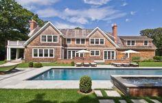 fall landscaping tips backyard pool