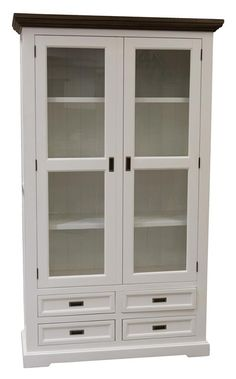 Tuscany display cabinet  sc 1 st  Pinterest & Hexagon Solid Timber Glass Display Cabinet Mahogany | Furnitre wish ...