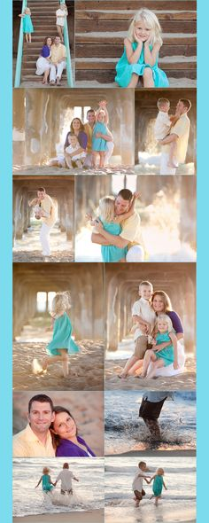 fun family of four beach session staci zohlen photography manhattan beach children's photographer