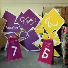 London 2012 memorabilia auctioned