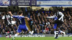 Chelsea 0 - 2 Newcastle