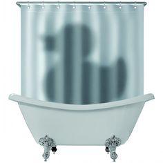 Занавеска для ванной Shadow of the Duck купить в интернет-магазине Enjoy-Me.Ru, цены, отзывы, фото. Заказать занавеска для ванной Shadow of the Duck в Москве и Санкт-Петербурге