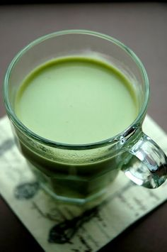 so green, so good. Matcha Natural Green Tea - www.matchanatural.com