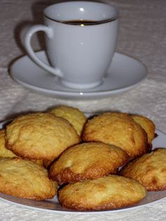 My Recipes, Sweet Recipes, Cookie Recipes, Favorite Recipes, Biscuits, Coco, Whoopie Pies, Cooking Classes, Cake Cookies