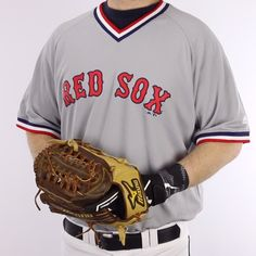 cceebaef2 Majestic V-Neck Replica MLB Baseball Jersey