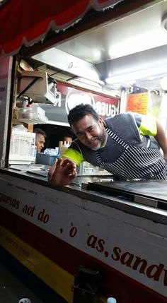 #Foodtruck  #BurguerRobles  #Atlixco