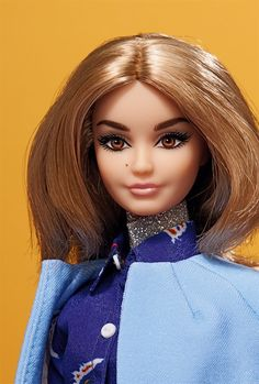 Barbie by COITE for Milan Barbie exhibtion