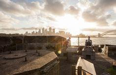 Fort Denison, Sydney Harbour National Park. Photo: David Finnegan