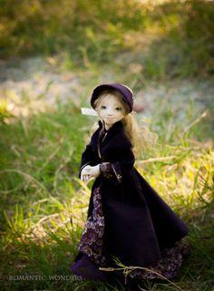 Art doll 'Melody'  www.rwdolls.com by Marina Athanasiadou