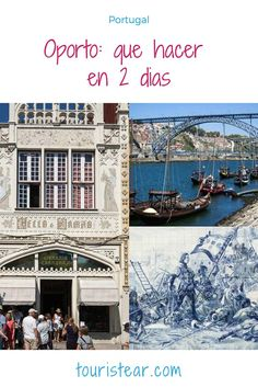 Que ver y hacer en Oporto? Más de 10 visitas imprescindibles Cities, Madrid, Times Square, Louvre, Building, Places, Travel, Road Trips, Blog