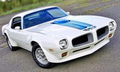 Pontiac Trans AM 455 HO