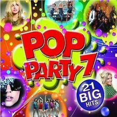 Various Artists - Pop Party, Vol. 7 (+2DVD, 2009)