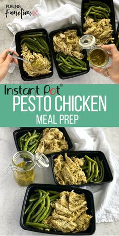 I flipping love pesto chicken!!!