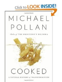 Cooked: A Natural History of Transformation [Hardcover]  Price:	$16.25