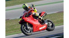 Ducati 1198 SP Rossi 2011 Wallpaper
