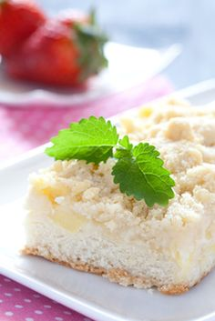 """Crumb Cake / : site includes """"guide to German food in America"""""""