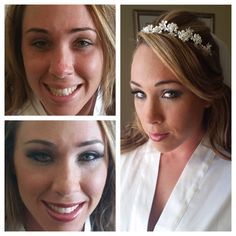 by Mary Ann  Team Bride Director #FL Hair & Airbrush Makeup  assistant: Haley