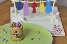Cookie shot, le cookie qui se remplit...