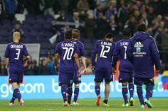 En partageant l'enjeu (0-0), Anderlecht et Zulte Waregem font les affaires du Standard ©Belga.