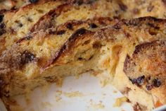Panettone Bread & Butter Pudding - Great British Chefs