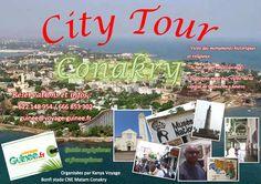 City Tour Conakry : visite de Conakry.