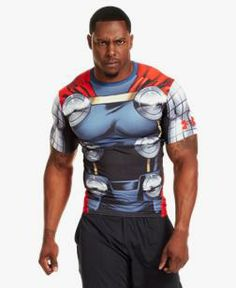 Men's Under Armour® Alter Ego Compression Shirt  Why don't they make these for women?!