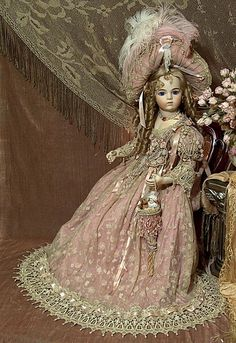 Victoria Rose Doll by Mary Benner. I bvought her and sold her, wish I hadn't!~