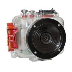 Intova Aktion-Video-Kamera Connex mit Gehäuse 60m | TauchShop | Intova Sport Pro HD | Intova UW-Kamera | Klein und kompakt, die Intova Connex HD bietet volle 1080p High-Definition-Video mit einem 140-Grad-Weitwinkelobjektiv. Dieses Design ermöglicht einen maximale Betrachtungswinkel ohne signifikante Verzerrung in größeren Linsenwinkel. Intovas einzigartige und patentierte Unibody-Design baut die Elektronik direkt in das kompakte Gehäuse.