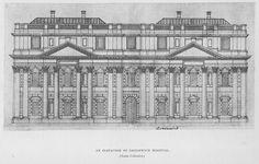 Royal Hospital Greenwich: Elevation   Flickr - Photo Sharing!