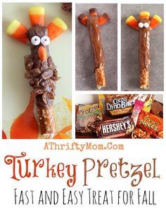 Turkey Pretzel  and