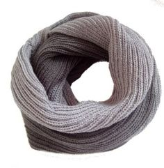 Frost Hats Winter Infinity Scarf for Women IS-2 GRAY Knitted Loop Scarf Frost Hats Frost Hats. $16.99