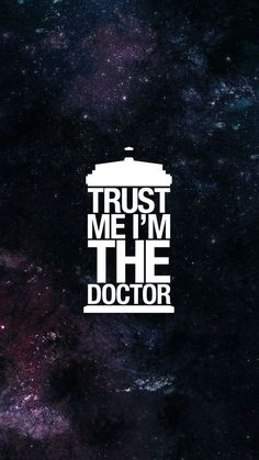 these are the words i wish to hear, not from the show, but from the doctor, talking to me, and holding his hand out to bring me into the tardis so we can travel for enternity together.