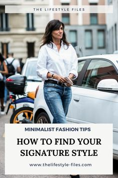 How to develop your personal style uniform minimalism/ fashion /style /uniform / capsule wardrobe / simplifying